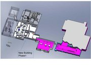 fig3 The SPES building layout.